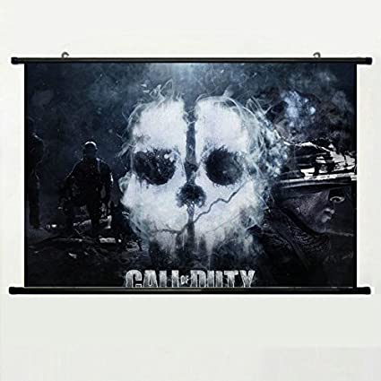 activision poster  : Wall Scroll Poster with Call Of Duty Ghosts Cod Ghost ...