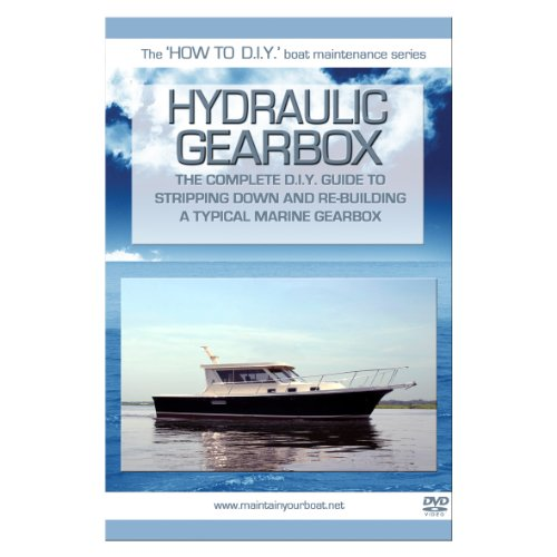 The Boat Channel Presents a Superb New DVD of the Complete D.I.Y. Guide to Stripping and Re-building Your Marine Hydraulic Transmisson.