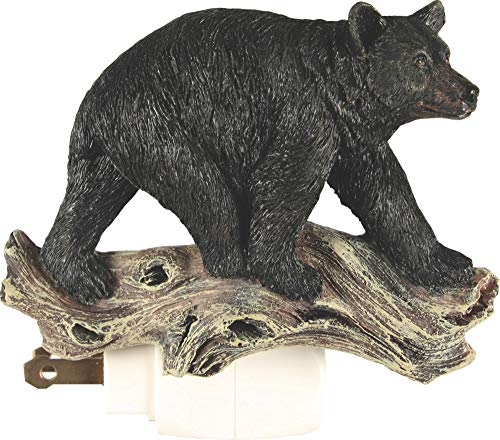 River's Edge Products Bear 3D Night Light