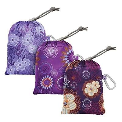 ChicoBag Vita Designer Reusable Tote Bag Set of 3
