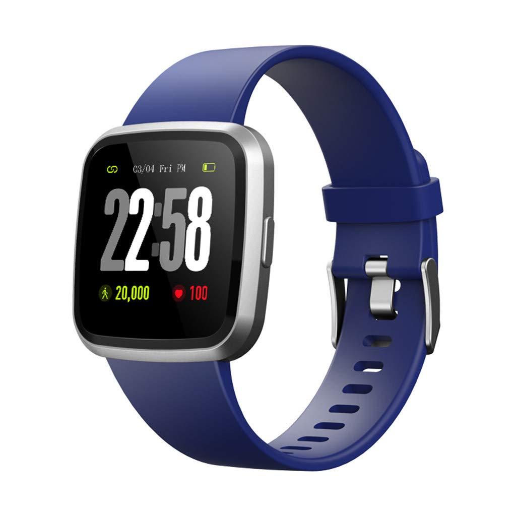 Clearance Sale! NDGDA ☼ V12C Smart Watch Bracelet Fitness Tracker Blood Pressure Heart Rate Pedometer Smartwatch