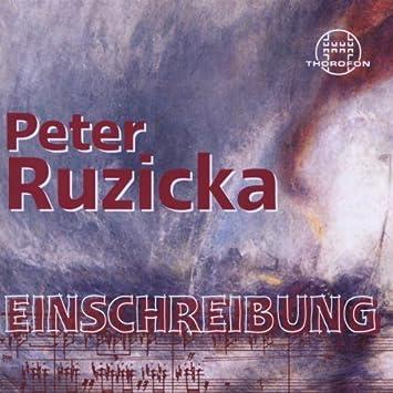 Risultati immagini per ruzicka cd einschreibung