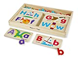 Best Educational Boards - Melissa & Doug ABC Picture Boards - Educational Review