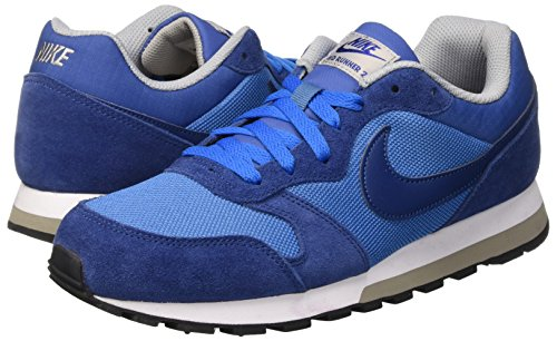 Blue 2 De Azul Homme Blue azul Running Md coastal white Runner wolf Grey star Nike Chaussures Bv4aqq