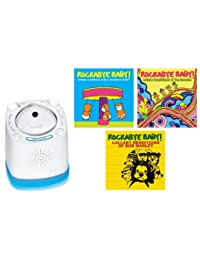 Munchkin Nursery Sound Projector with Rockabye Baby Lullaby Renditions, Dave Matthews/Beatles/Bob Marley BOBEBE Online Baby Store From New York to Miami and Los Angeles