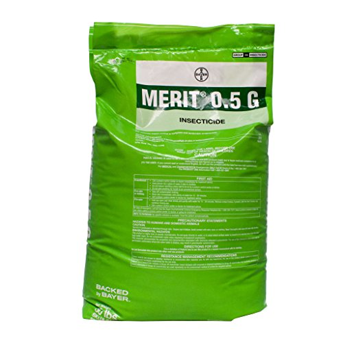 - Merit 0.5 Granular Systemic Insect Control - 30 Pound Bag