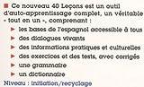 Image de 40 LECONS POUR PARLER ESPAGNOL (ancienne édition)