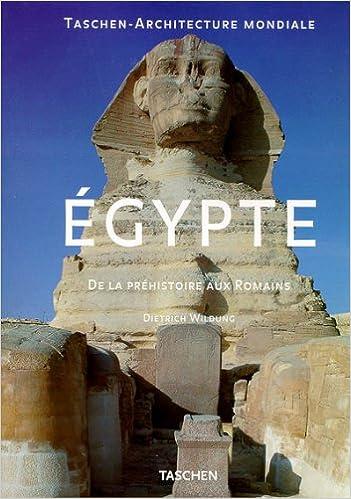 Livres Égypte : De la Préhistoire aux Romains epub pdf