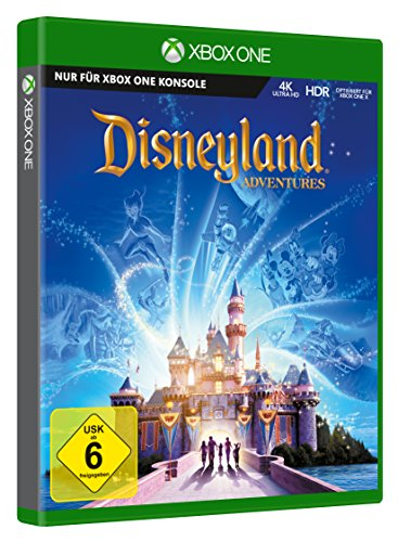 Disney Adventures Disneyland (XBox One)