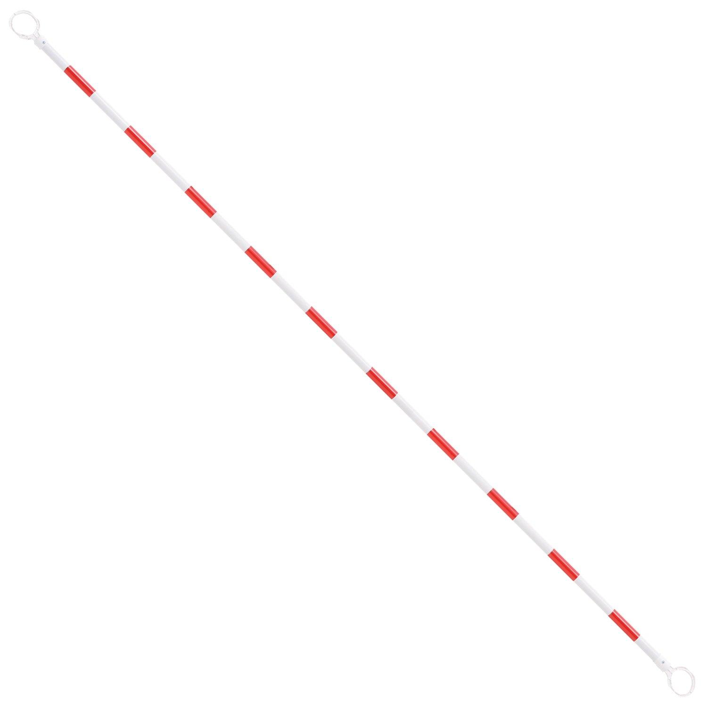 コーンバー 反射 3m φ34 20本セット 赤 白