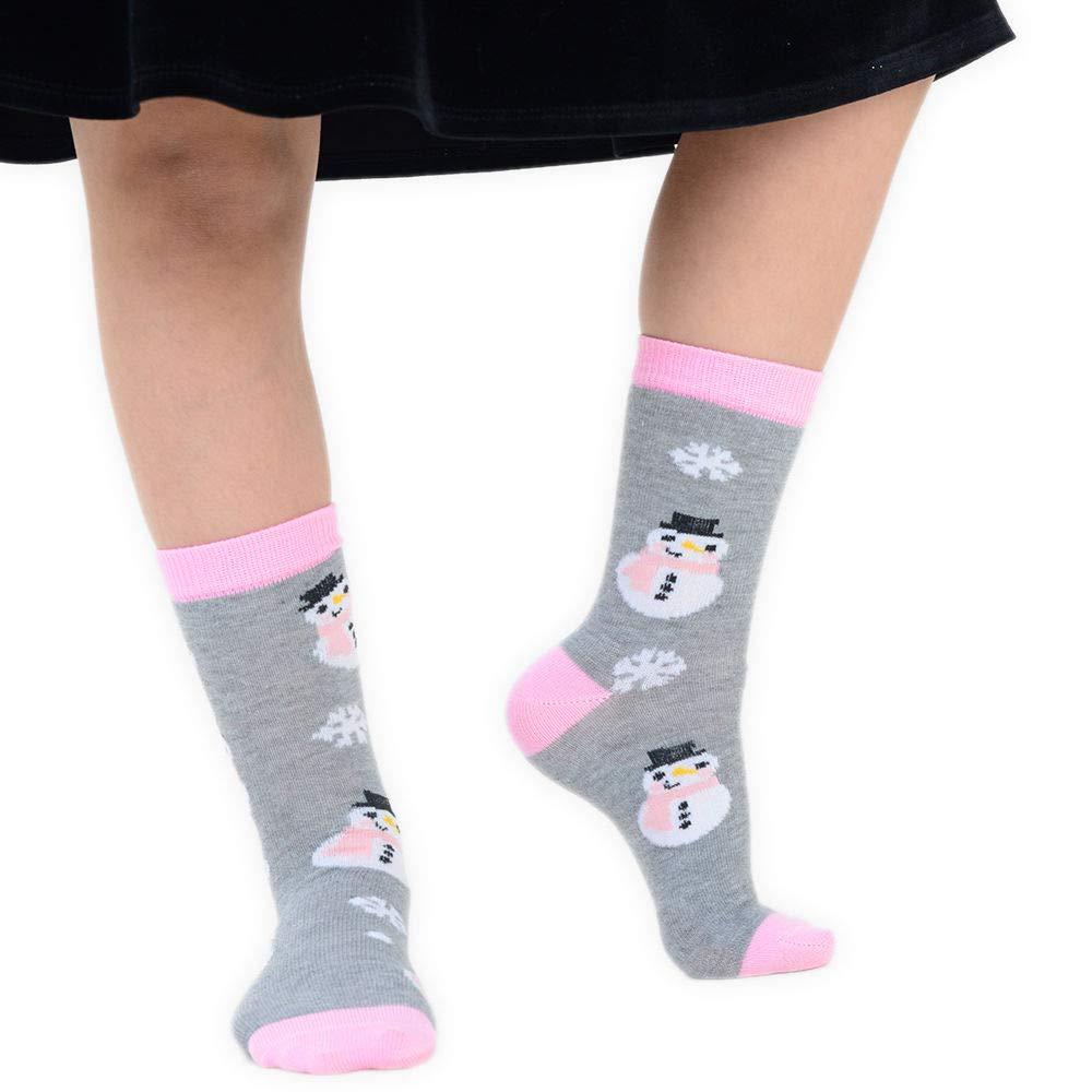 RJM Ladies 6 Pack Cotton Rich Socks Multi Designs Size 4-6.5