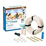 DIG Ocean Breeze 50 ft. Evaporative Outdoor Mist Cooling System with 10 Nozzles