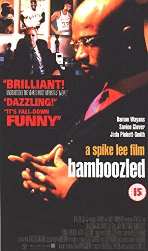 Bamboozled [Reino Unido] [VHS]: Amazon.es: Damon Wayans ...