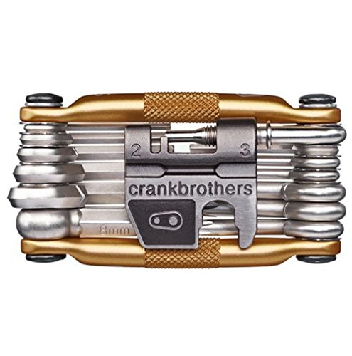 CRANKBROTHERs Crank Brothers Multi Bicycle Tool (19-Function)