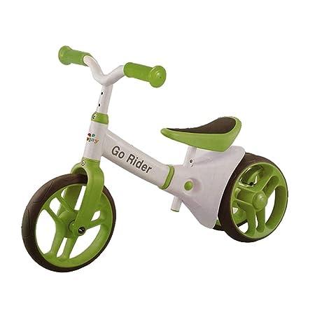 CHAOYUE Coche de Equilibrio para niños sin Pedal deslizable ...