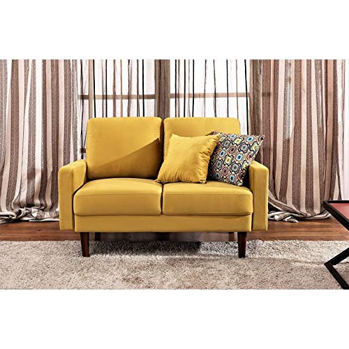 modern living room decor ideas.htm amazon com mid century modern style loveseat sofa upholstered  mid century modern style loveseat sofa