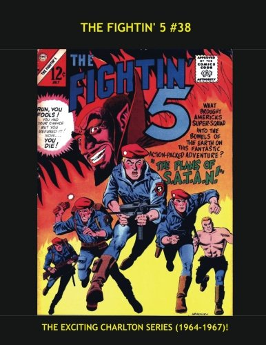 Download The Fightin' 5 #38: Collect All 14 Exciting Issues --- All Stories -- No Ads pdf