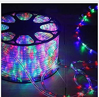 Tubo de arco iris impermeable Luz LED con luces de modelado Casa ...