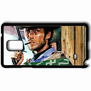 Personalized Samsung Note 4 Cell phone Case/Cover Skin A Fistful Of Dollars Black