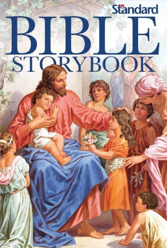 Standard Bible Storybook by Carolyn Larsen (2010-03-01)
