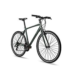 6KU Canvas Hybrid Bike