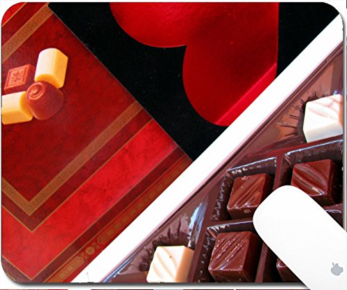 Luxlady Gaming Mousepad sweet chocolate 9.25in X 7.25in IMAGE: 3414471