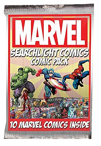 Searchlight Comics 10 Pack Bundle (Marvel)