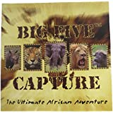BIG FIVE CAPTURE BOARD GAME. Are you ready for the ultimate African safari adventure? Family game of strategy that is full of unexpected surprises.