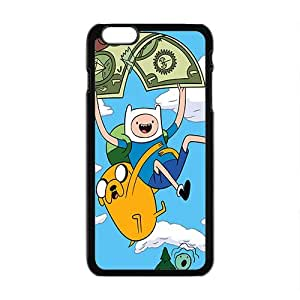 WAGT Aadventure time Case Cover For iPhone 6 Plus Case