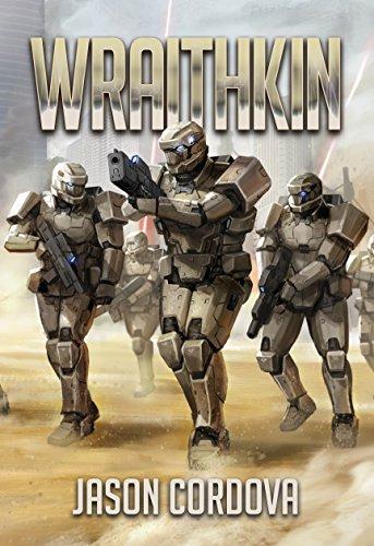 Wraithkin (The Kin Wars Saga Book 1) by [Cordova, Jason]