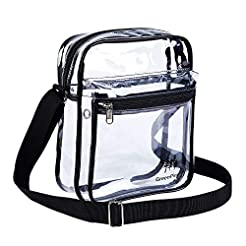 Clear Messenger Bag for Work & Business ...