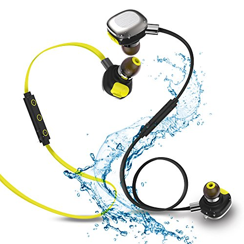 Sports Digital Music MP3 Player In-Ear Headphones (Black) - 5