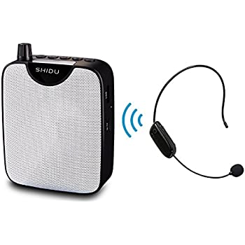 mini portable voice amplifier rechargeable pa system speaker with uhf compact. Black Bedroom Furniture Sets. Home Design Ideas
