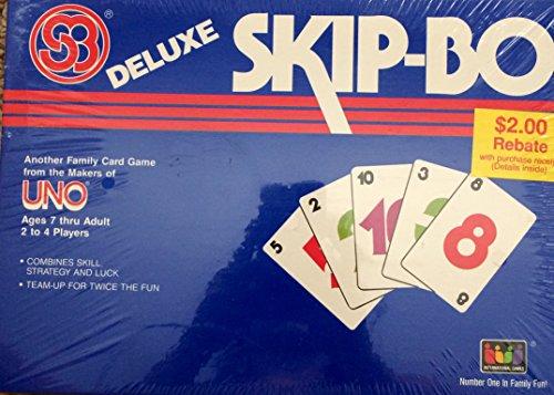 Deluxe Skip-Bo