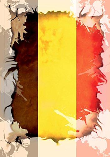 "Disagu Design Case Schutzhülle für Apple iPhone 7 Hülle Cover - Motiv ""Belgien"""