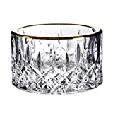 Waterford Crystal Lismore Gold Champagne Coaster Holder by Waterford