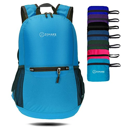 ZOMAKE Lightweight Packable Backpack Resistant