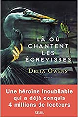 La ou chantent les ecrevisses - Where the Crawdads Sing Paperback