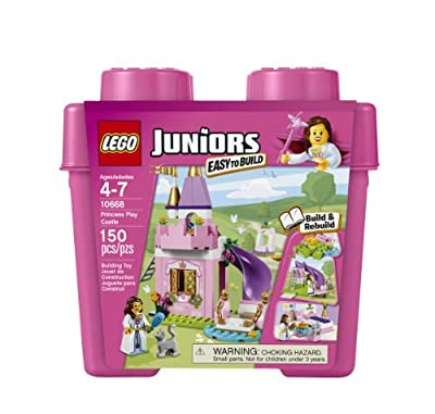 LEGO Juniors 10668 The Princess Play Castle