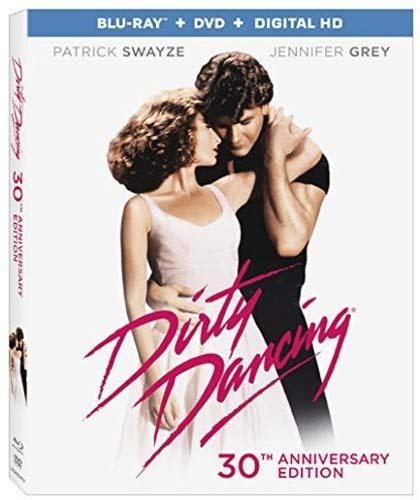 Dirty Dancing: 30th Anniversary [Blu-ray + DVD + - 30th Edition Anniversary Limited