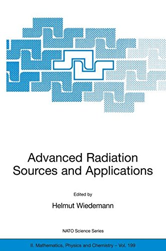 Download Advanced Radiation Sources and Applications: Proceedings of the NATO Advanced Research Workshop, held in Nor-Hamberd, Yerevan, Armenia, August 29 - September 2, 2004 (Nato Science Series II:) pdf
