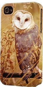Wildlife Owl Dimensional Case Fits iPhone 5c