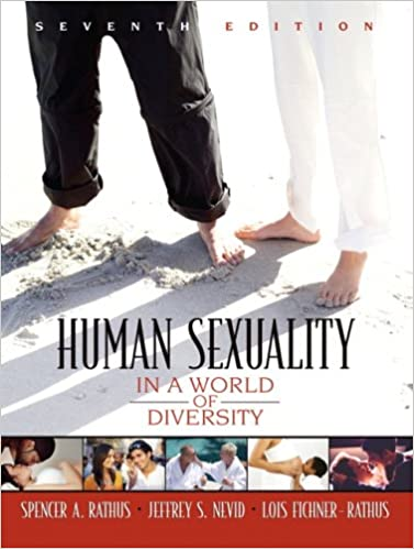 Amazon.com: Human Sexuality In A World Of Diversity (7th Edition ...