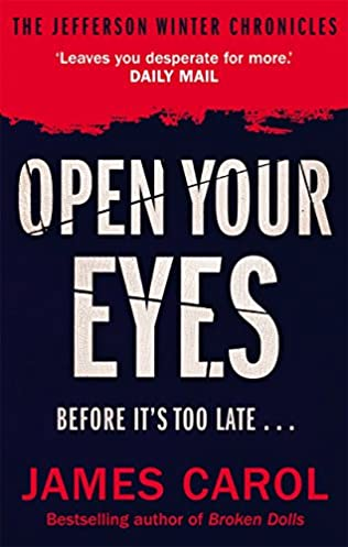 book cover of Open Your Eyes