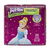 Health & Personal Care : Pull-Ups Night-Time Potty Training Pants for Girls, 2T-3T (18-34 lb.), 23 Ct. (Packaging May Vary)