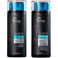 Truss Miracle Duo Kit Shampoo (300ml) e Condicionador (300ml)