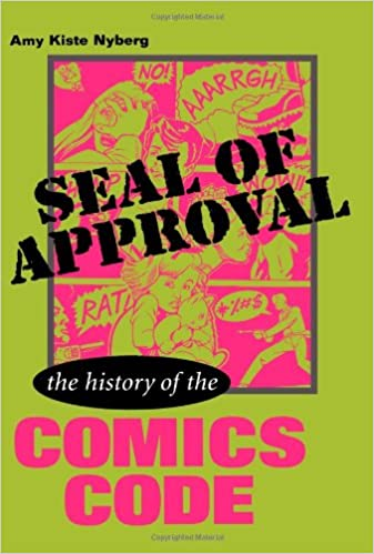 Amazon.com: Seal Of Approval: The History Of The Comics Code ...