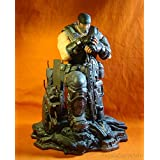 Marcus Fenix HUGE STATUE Figure Only Gears of War 3 (Epic Edition) Toy For Sale