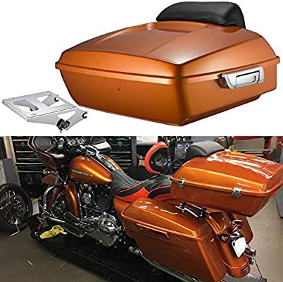 Detachable Tour-pak Luggage Rack For Harley Electra Electra Street Glide Touring Quality First Automobiles & Motorcycles Motorcycle Accessories & Parts