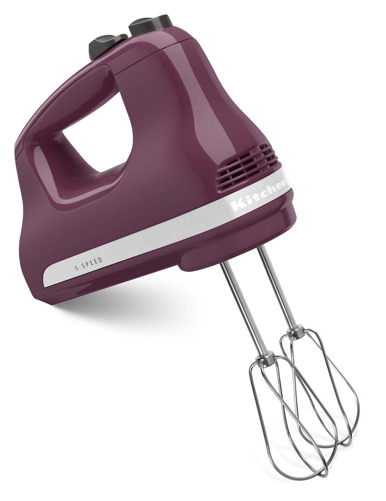 KitchenAid KHM512BY Hand Mixer 1 Boysenberry